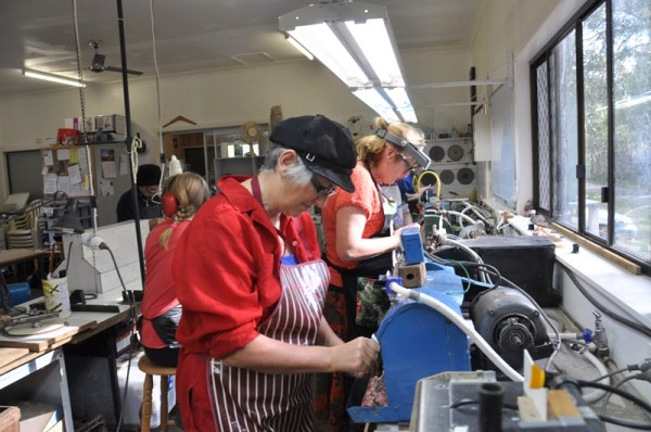 Byron Gem and Lapidary Course 2013