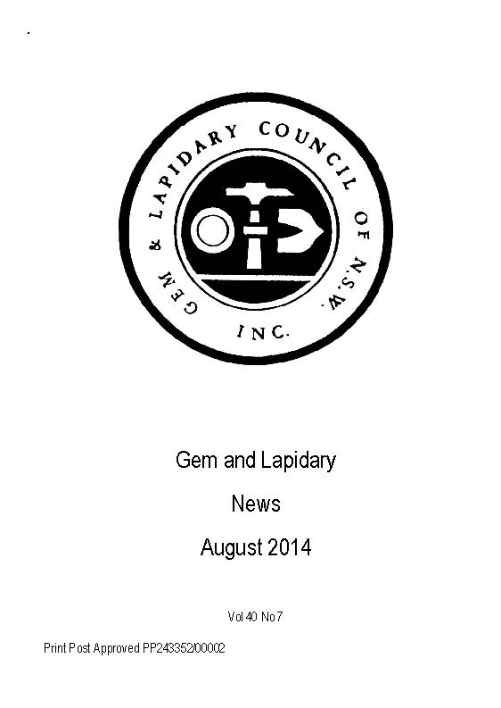 Cover showing G&L Council Logo